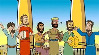 Școala de Sabat copii