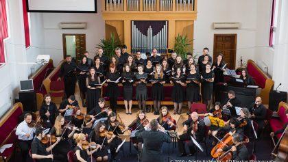 Concert vocal-simfonic la Timișoara
