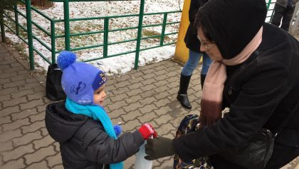 Copil valdenz la Arad și Hunedoara