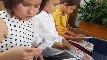 Finala programului Copii Predicatori