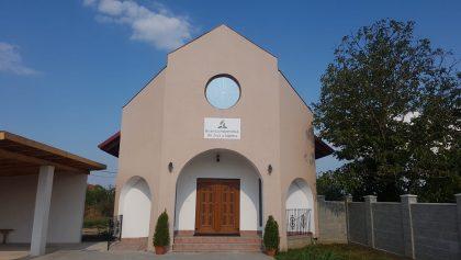 Dedicarea noii biserici din Darova