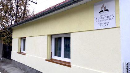 Inaugurare: Biserica Adventistă din Anina