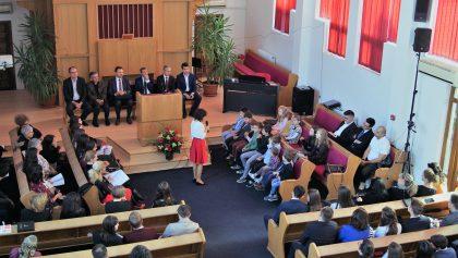 Sabatul famililor tinere